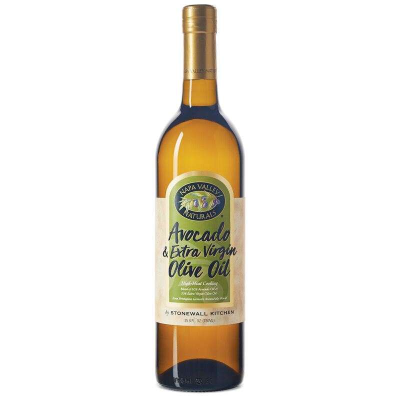 Avocado & Extra Virgin Olive Oil