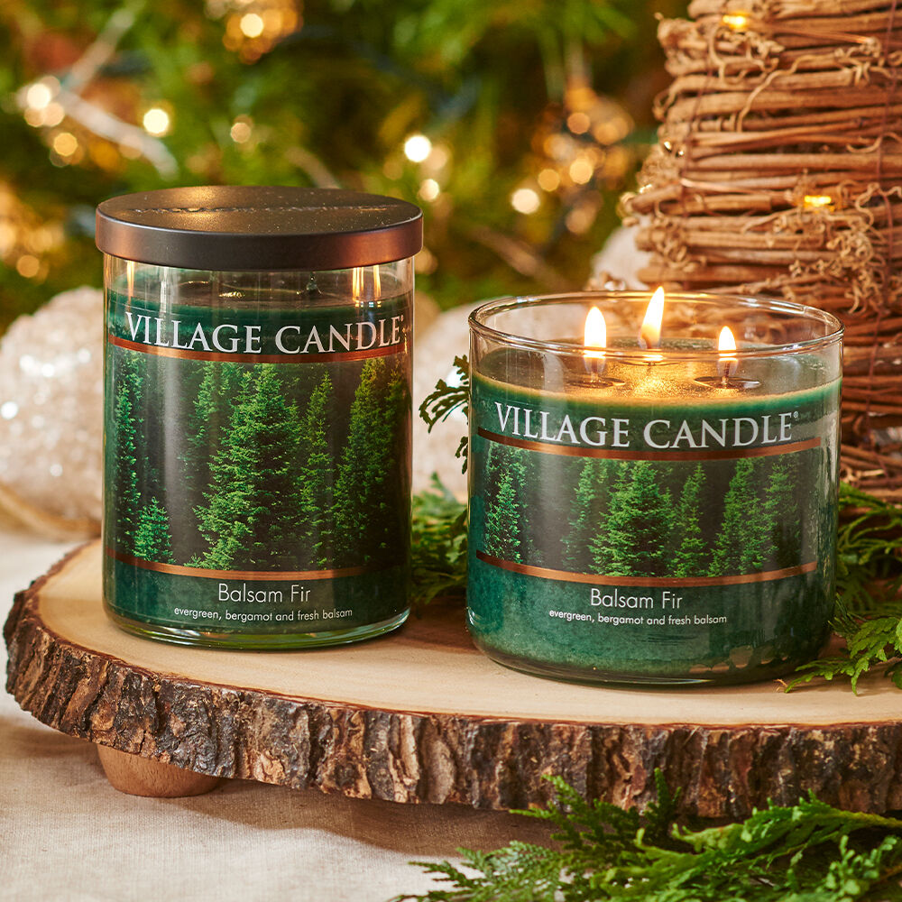 Balsam Fir Candle - Traditions Collection image number 7