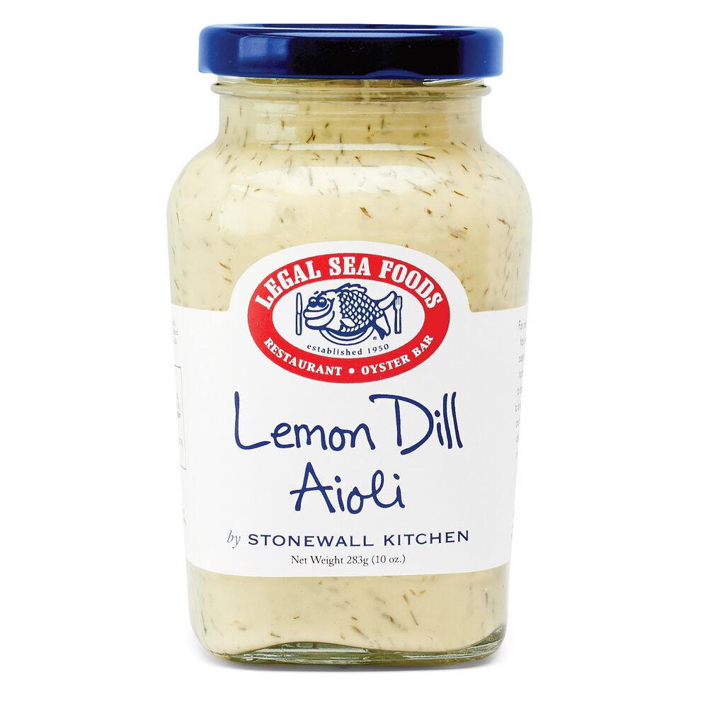 Lemon Dill Aioli image number 0
