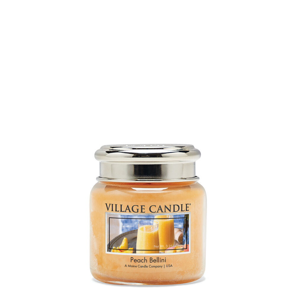 Peach Bellini Candle image number 3