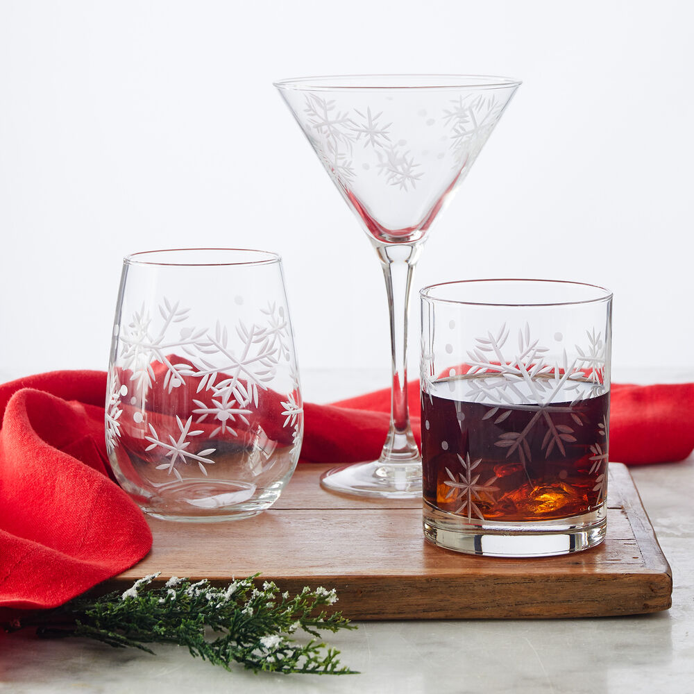 Blizzard Glass Collection image number 0