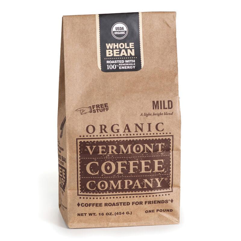 Mild Whole Bean Coffee 16oz