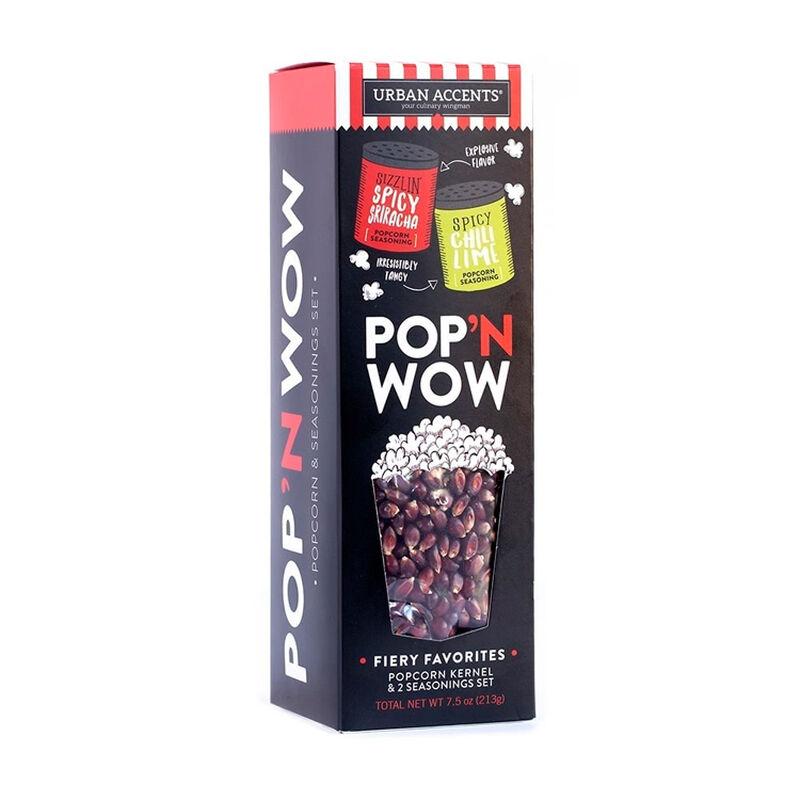 Pop N Wow Gift Set - Fiery Favorites