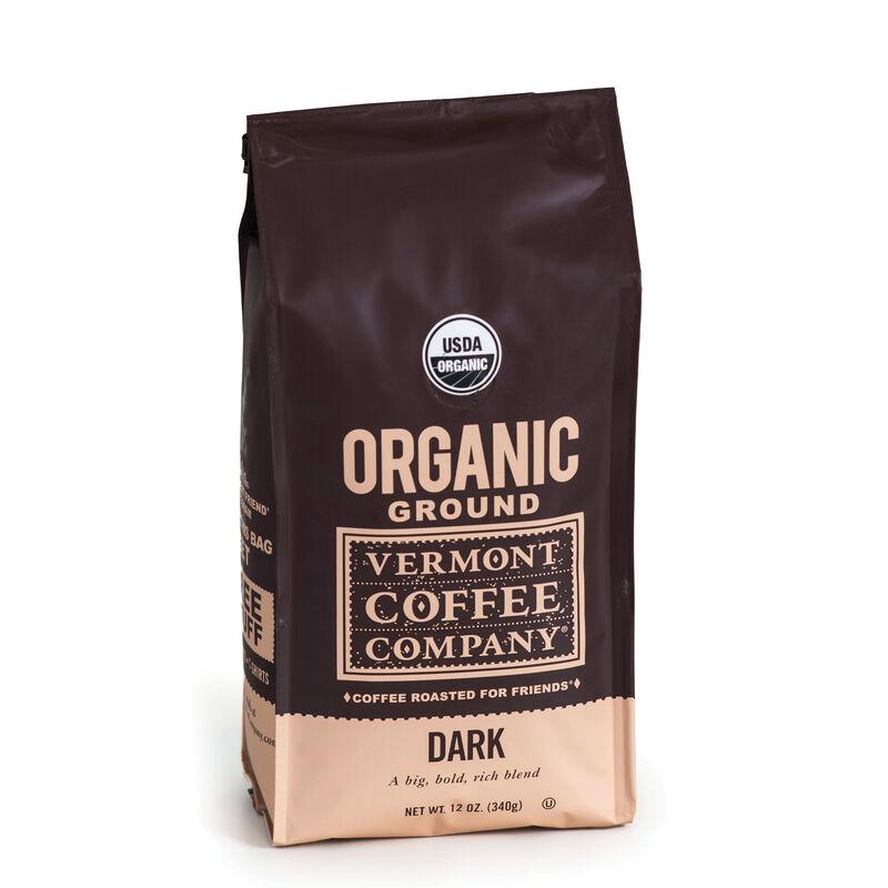 Dark Ground Coffee 12oz