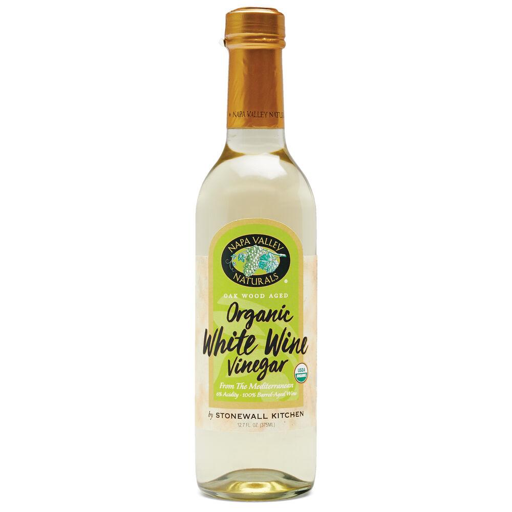 Organic White Wine Vinegar image number 0