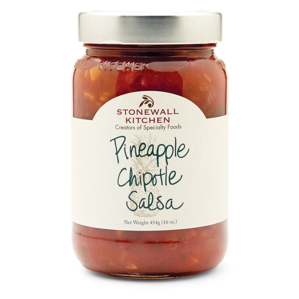 Pineapple Chipotle Salsa image number 0