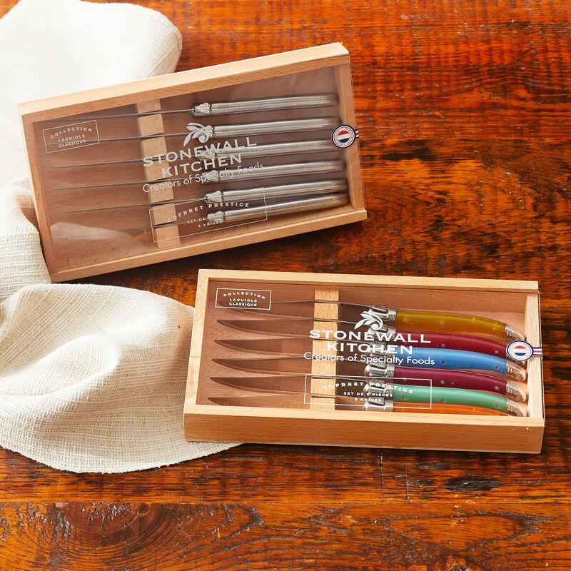 Laguiole Boxed Steak Knives