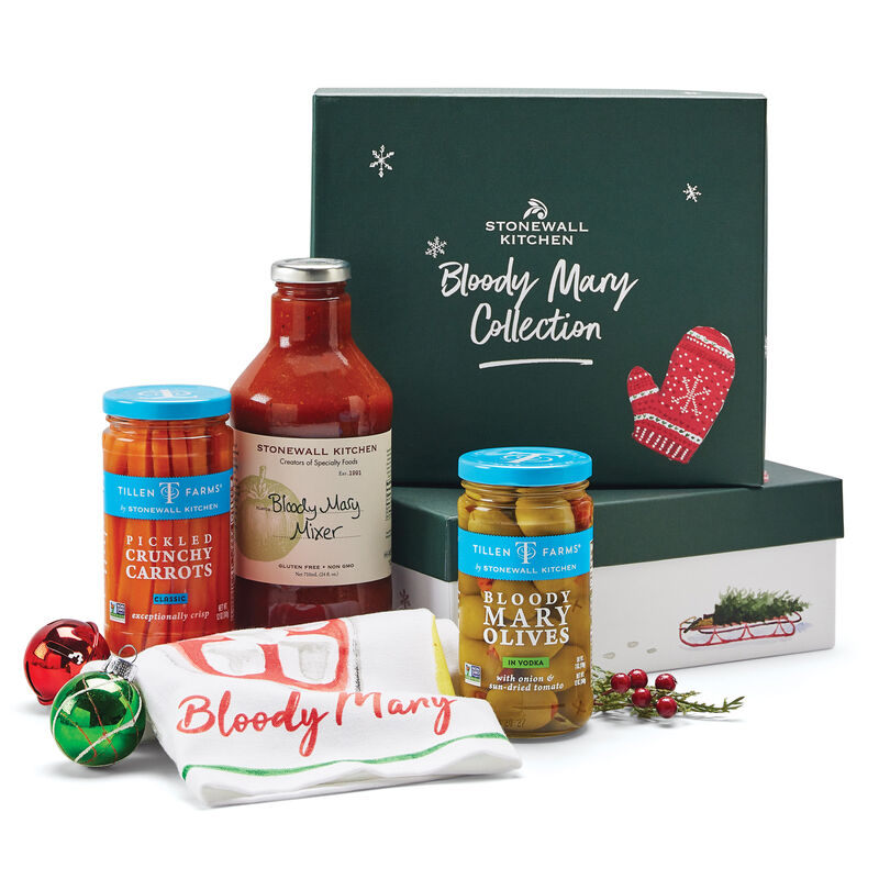 Bloody Mary Collection Holiday 2021
