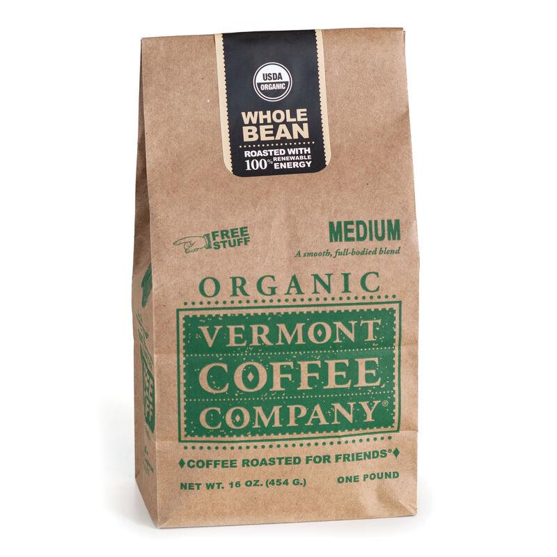 Medium Whole Bean Coffee