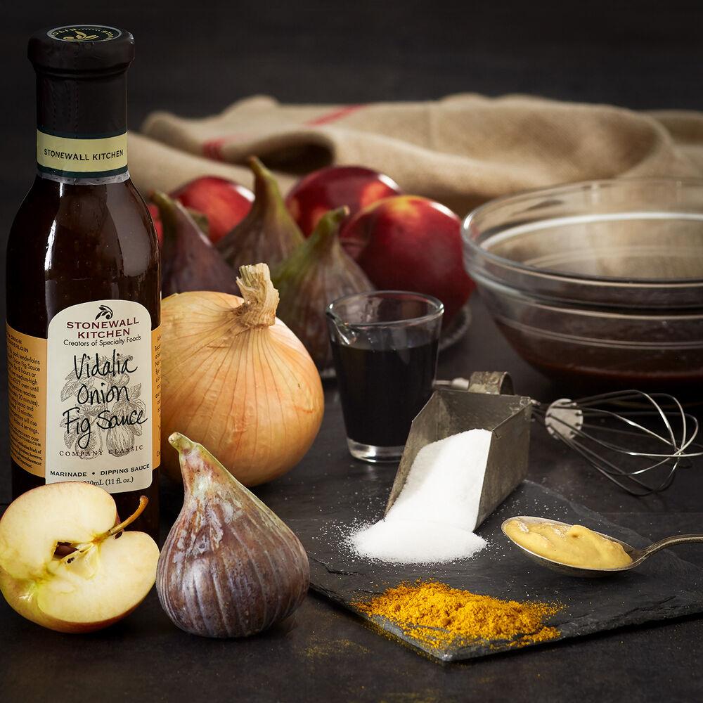 Vidalia Onion Fig Sauce image number 1