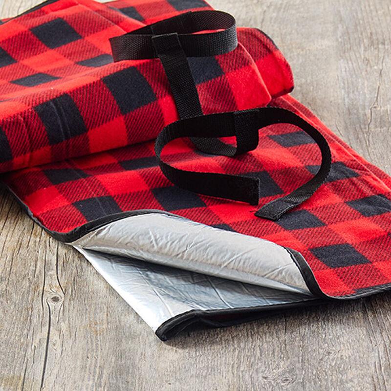 Buffalo Check Picnic Blanket