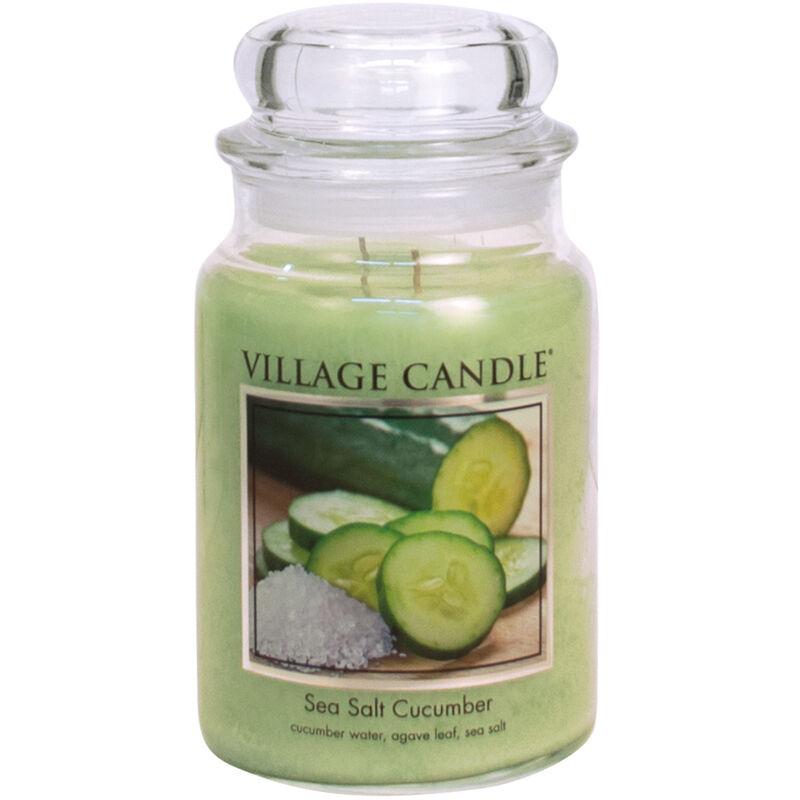Sea Salt Cucumber Candle