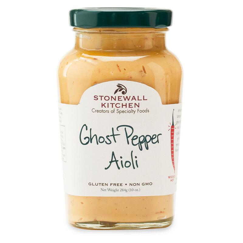 Ghost Pepper Aioli