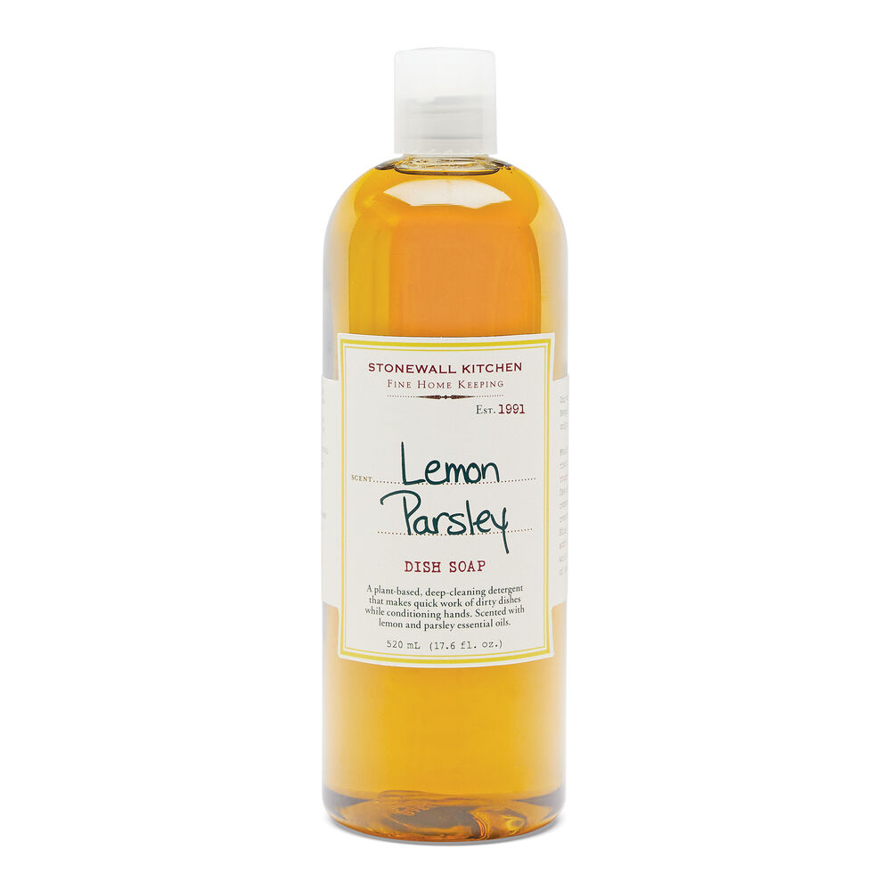 Lemon Parsley Dish Soap image number 0