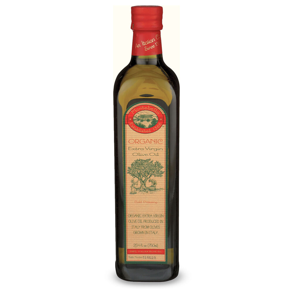 Montebello Organic Extra Virgin Olive Oil image number 0