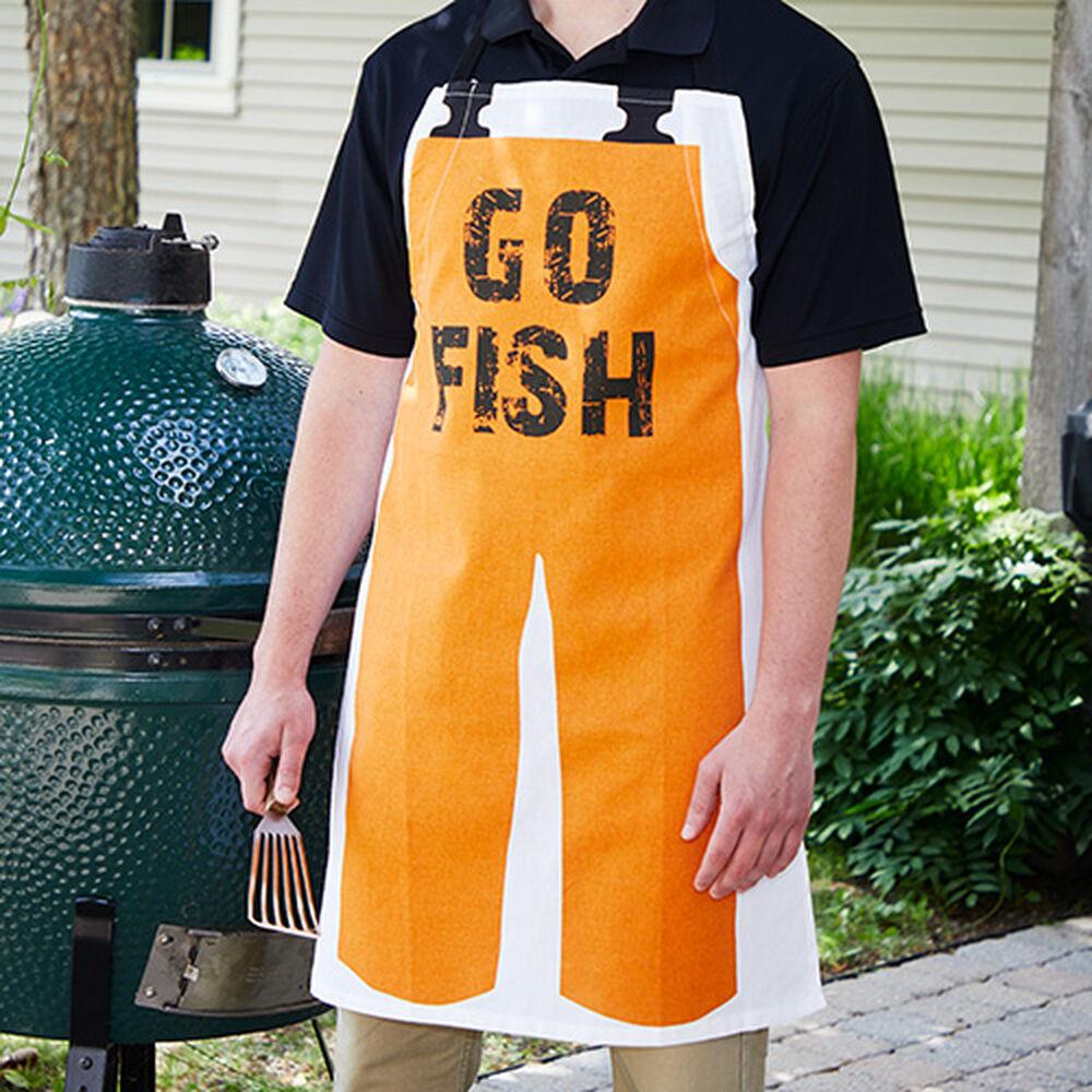 Go Fish Apron image number 0