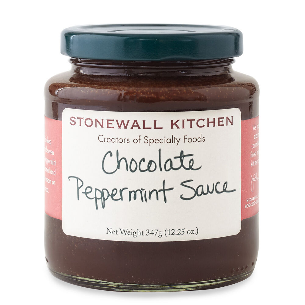 Chocolate Peppermint Sauce image number 0