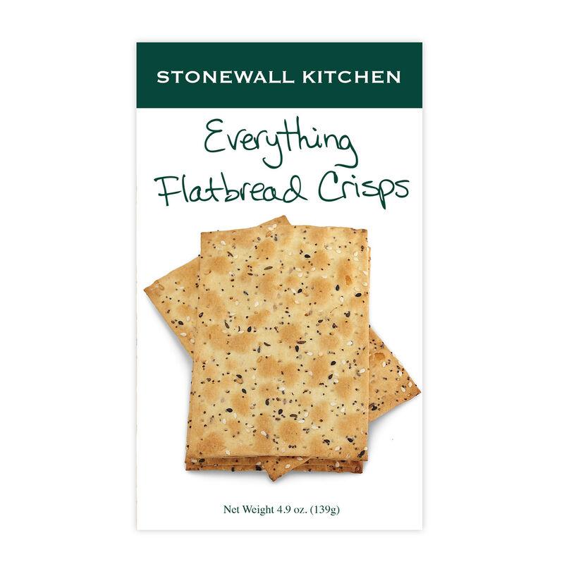 Everything Flatbread Crisps