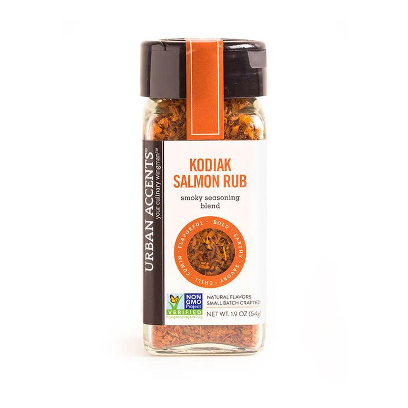 Kodiak Salmon Rub