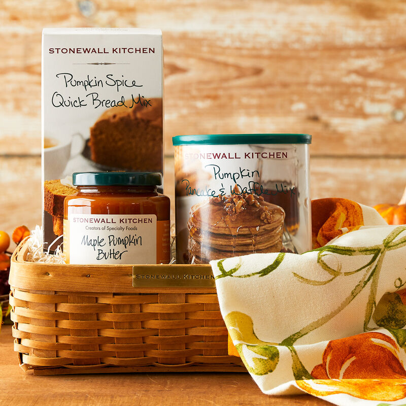 Pumpkin Breakfast Gift