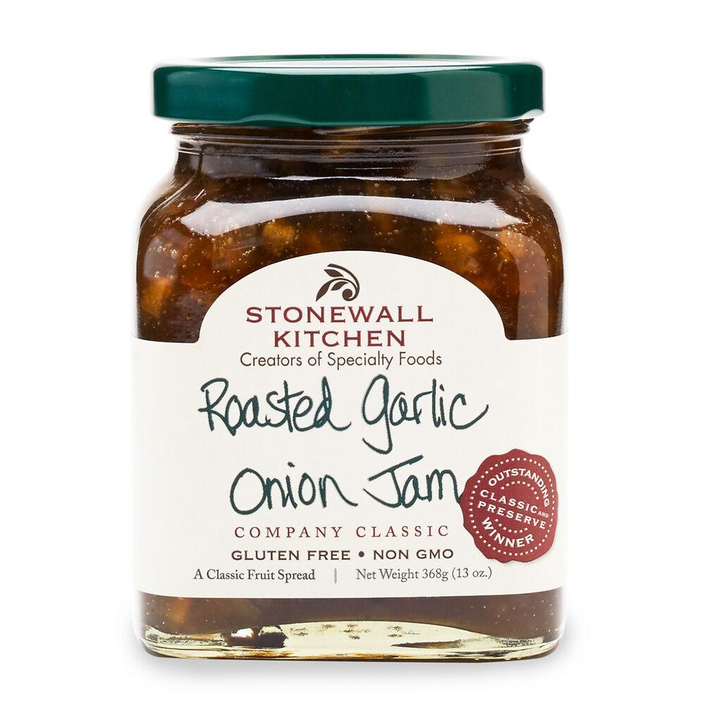 Roasted Garlic Onion Jam image number 0
