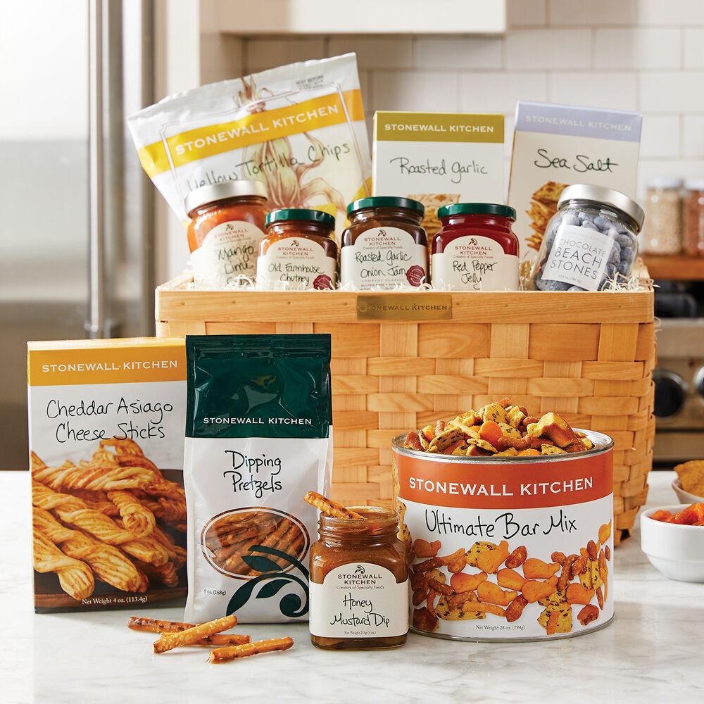 Ultimate Snack Gift Basket image number 0