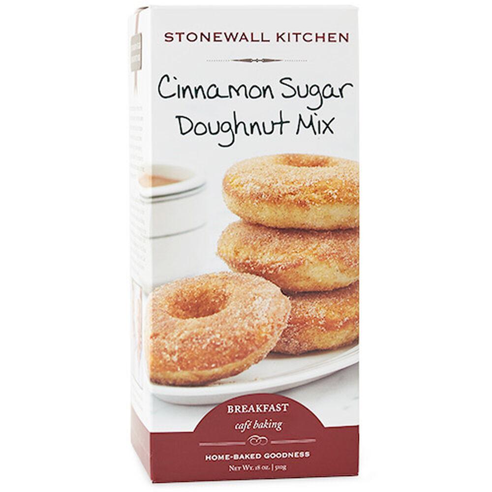 Cinnamon Sugar Doughnut Mix image number 0