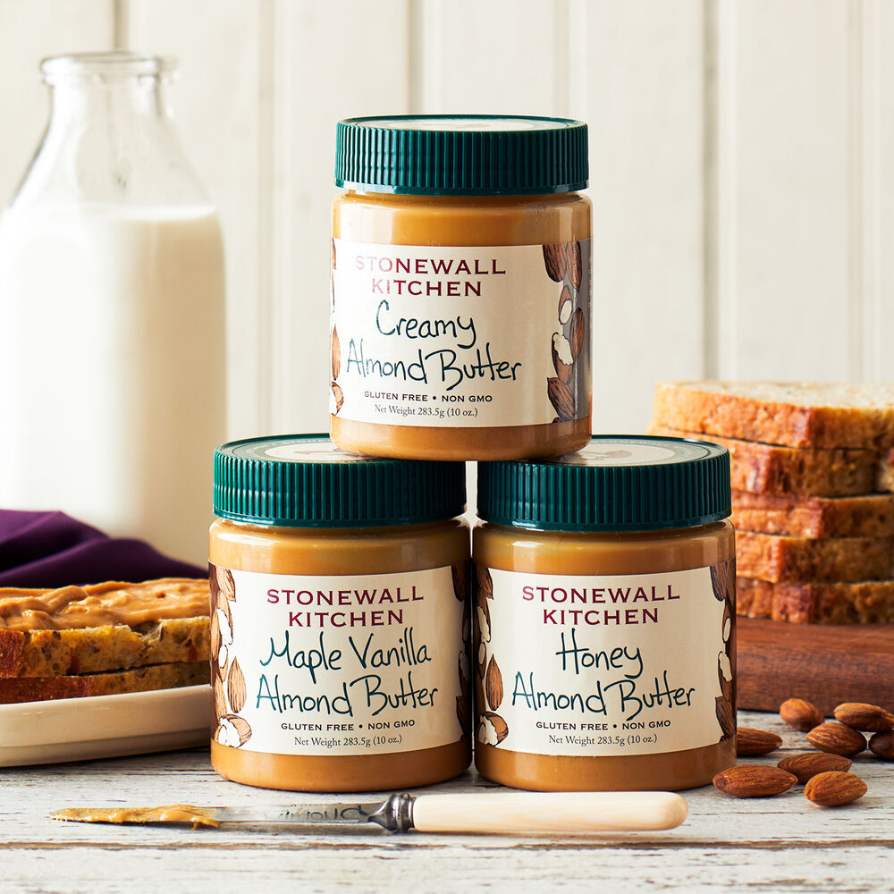 Maple Vanilla Almond Butter image number 1
