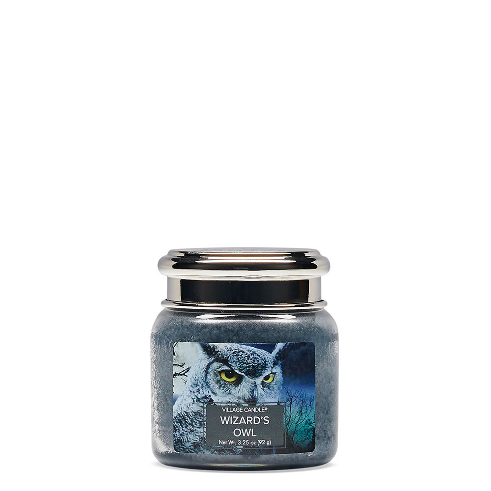 Wizard's Owl Candle image number 1