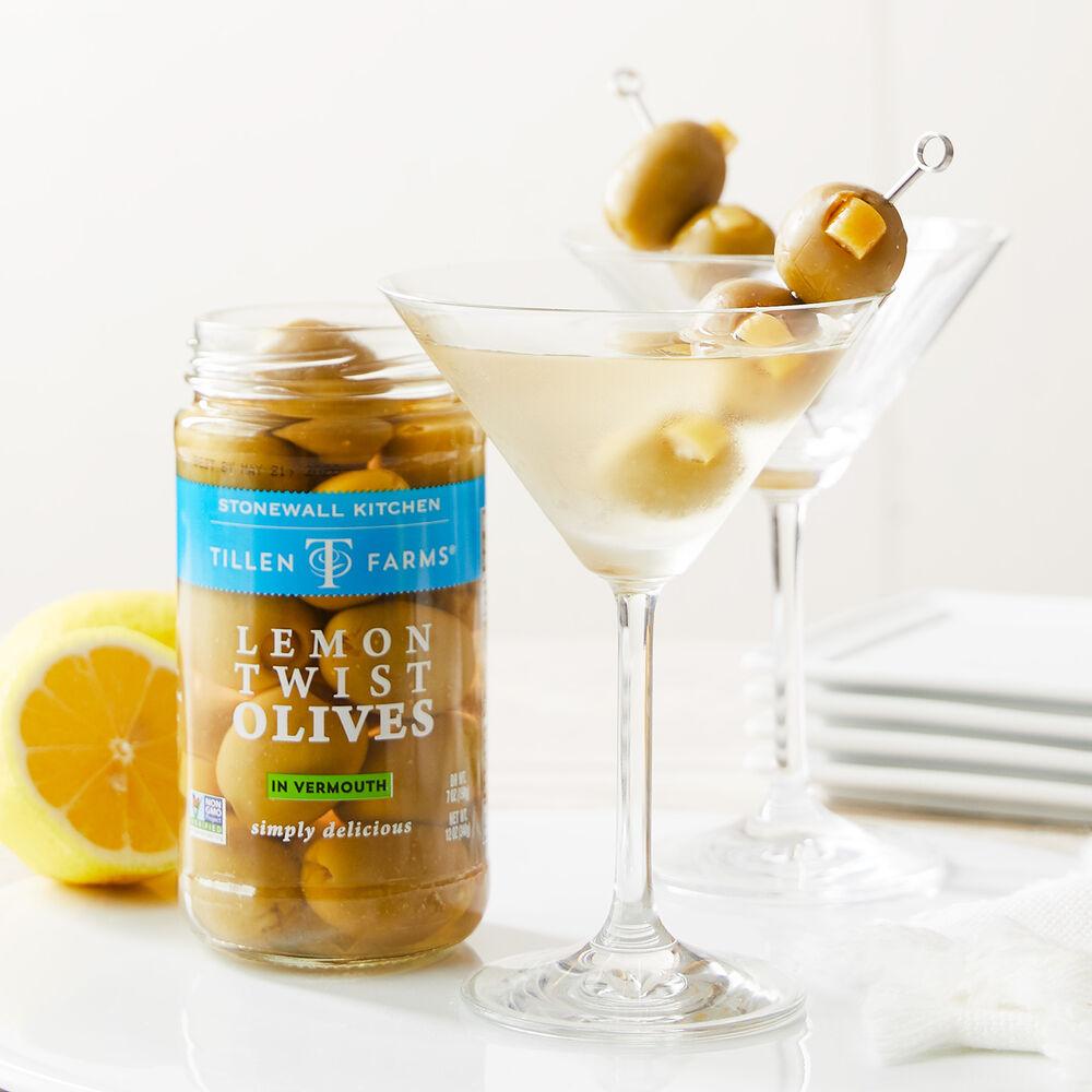 Lemon Twist Olives image number 1