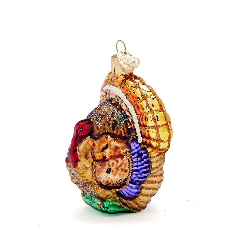 Tom Turkey Ornament