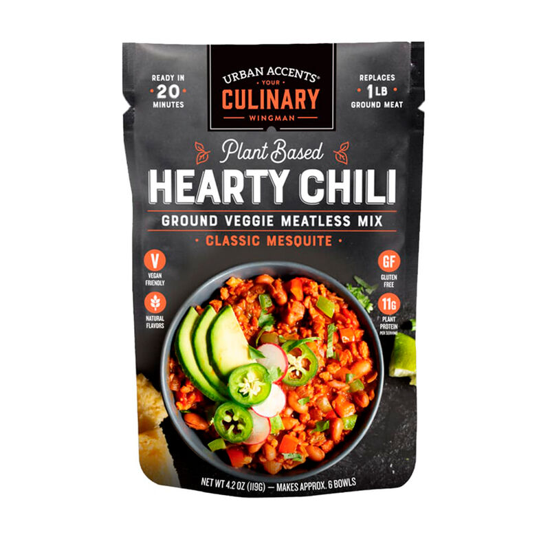 Plant Based Hearty Chili