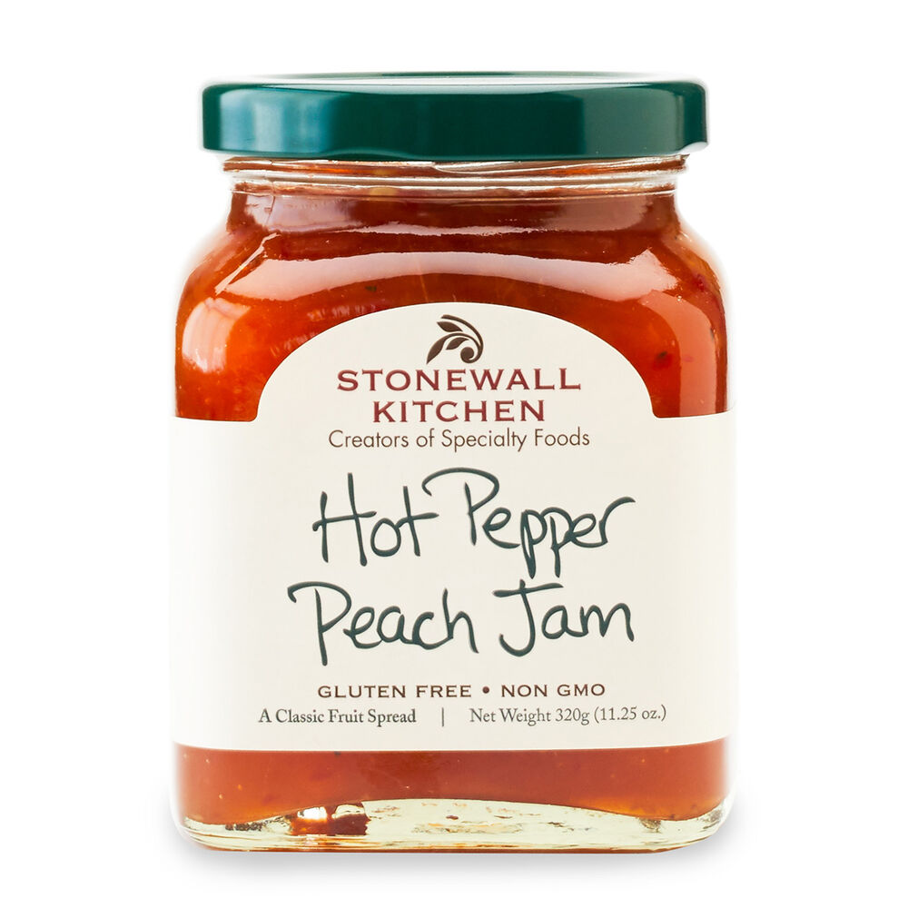 Hot Pepper Peach Jam image number 0