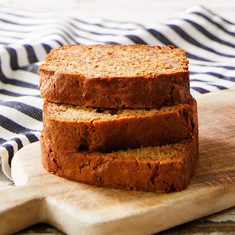 Cinnamon Pear Quick Bread