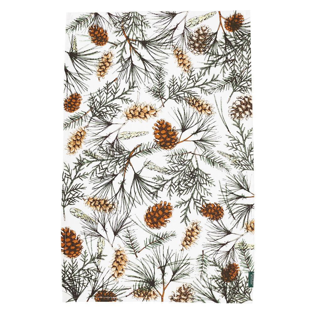 Scattered Pine Tea Towel image number 0