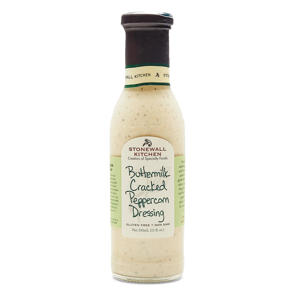 Buttermilk Cracked Peppercorn Dressing image number 0