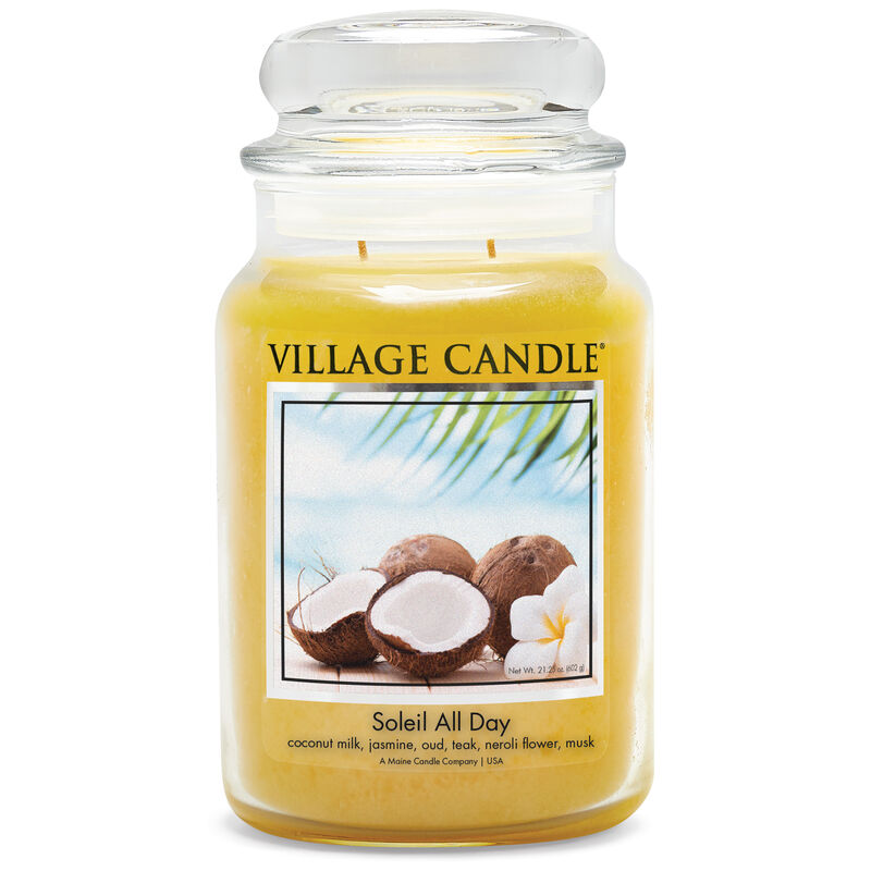 Soleil All Day Candle