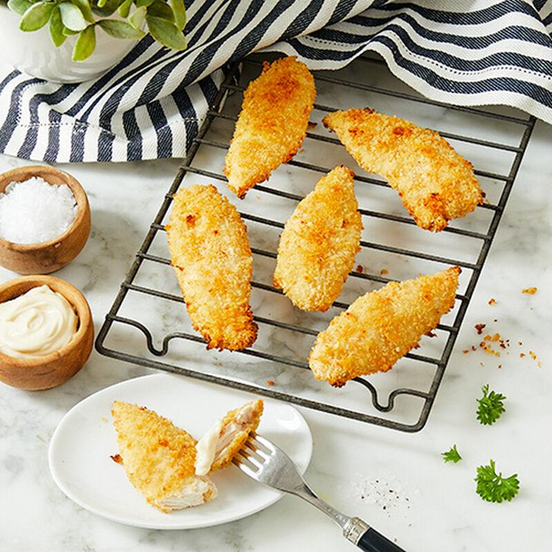Salt & Vinegar Baked Chicken Tenders