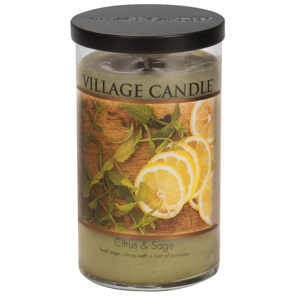Citrus & Sage Candle image number 0