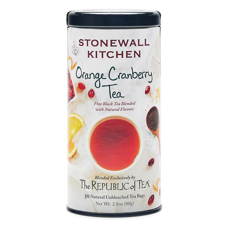Orange Cranberry Tea