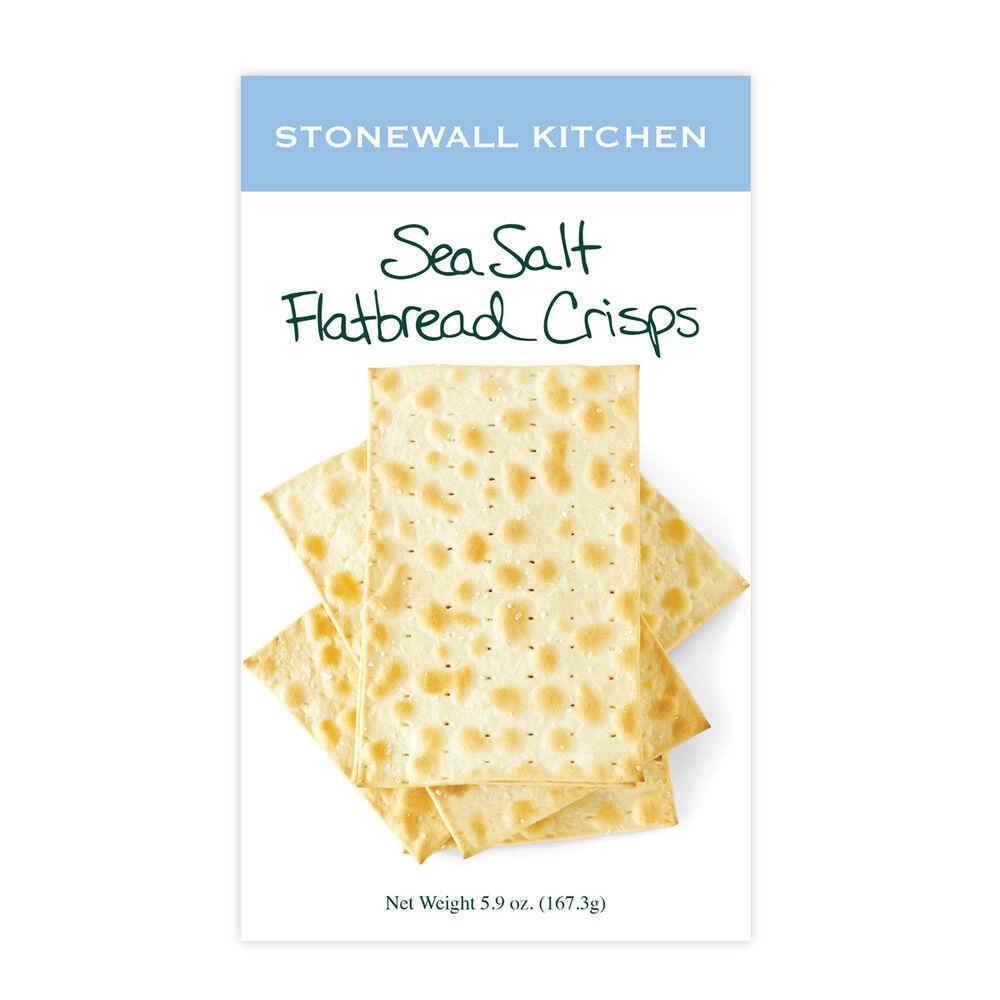 Sea Salt Flatbread Crisps image number 0
