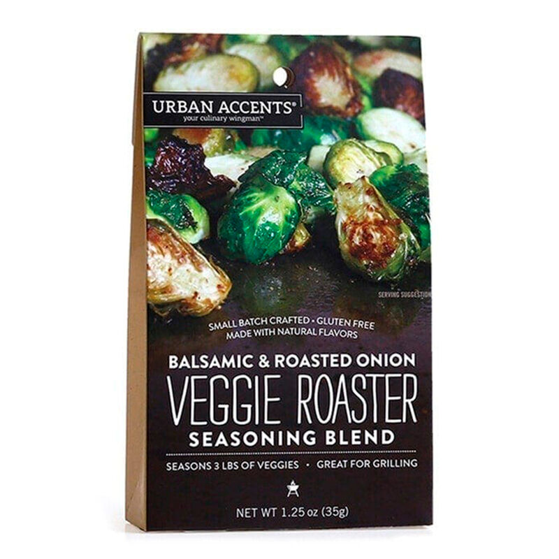 Balsamic & Roasted Onion Veggie Roaster