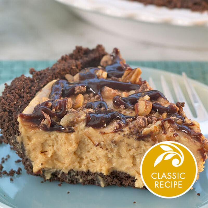 Peanut Butter & Chocolate Pie