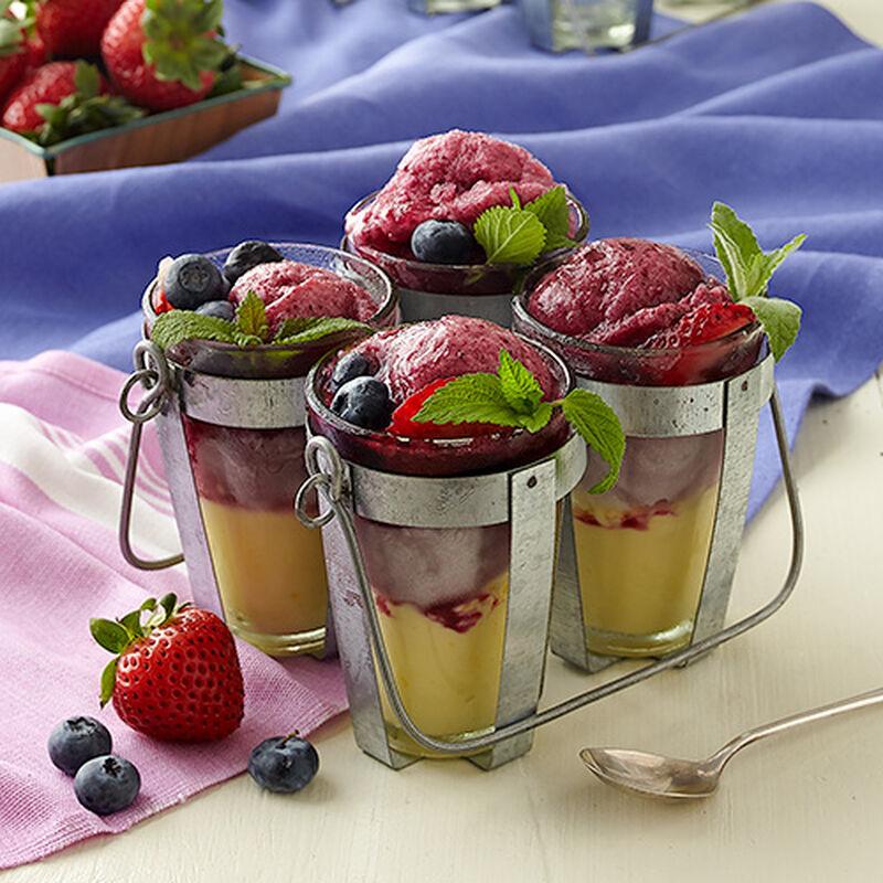 Berry Sundae