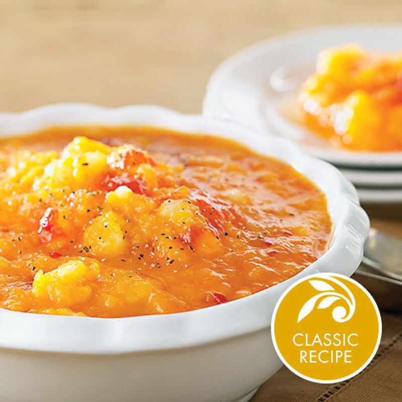 Sweetly Spiced Butternut Squash