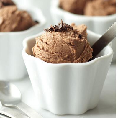 Chocolate Peanut Butter Semifreddo