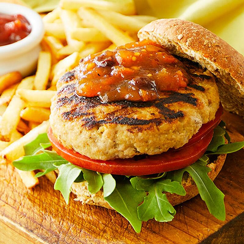 Best Ever Turkey Burgers