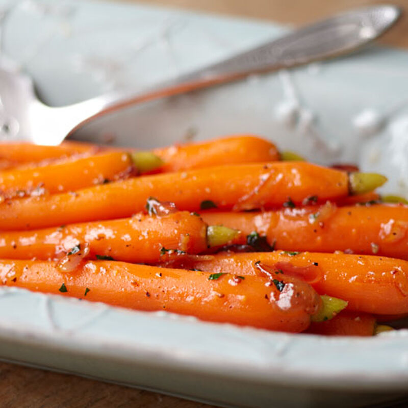 Candied Baby Carrots
