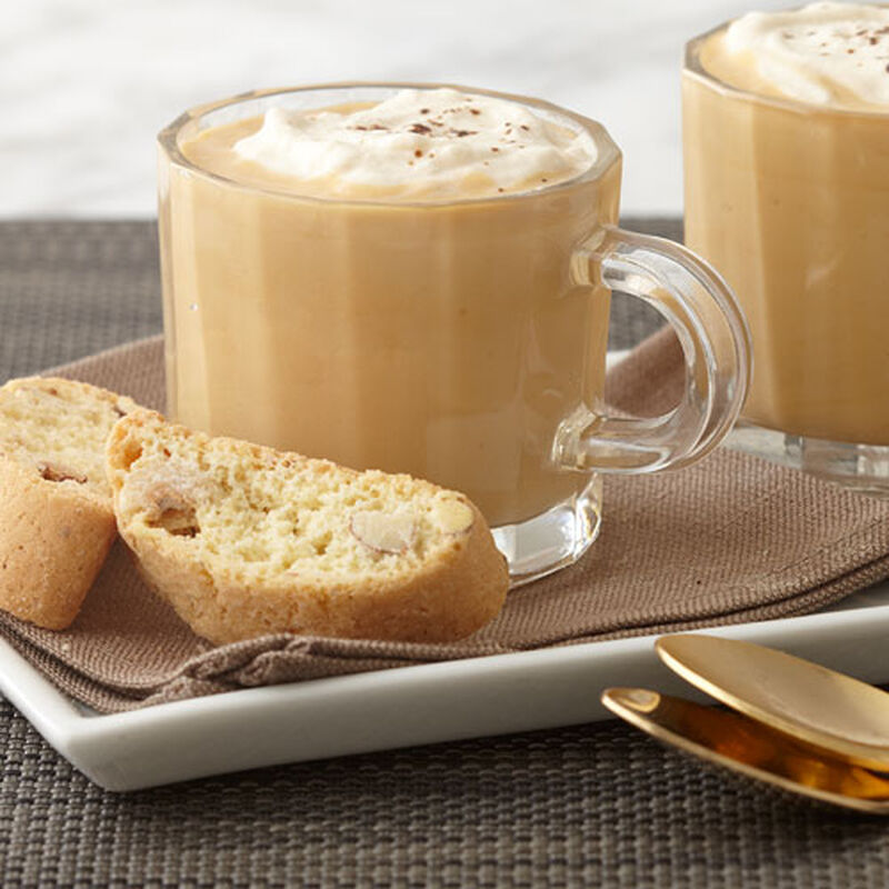 Coffee Caramel Espresso Dessert