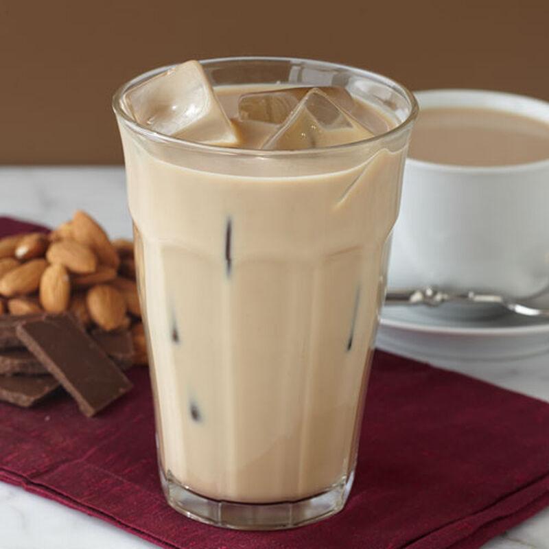 Coffee Caramel Iced Latte